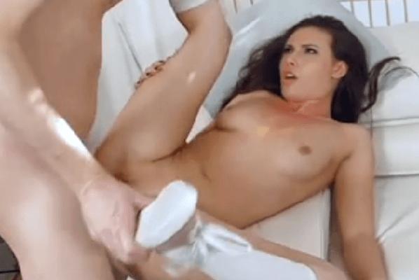 Teen veľký penis