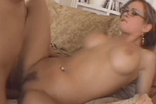 chudá Teen veľký péro porno